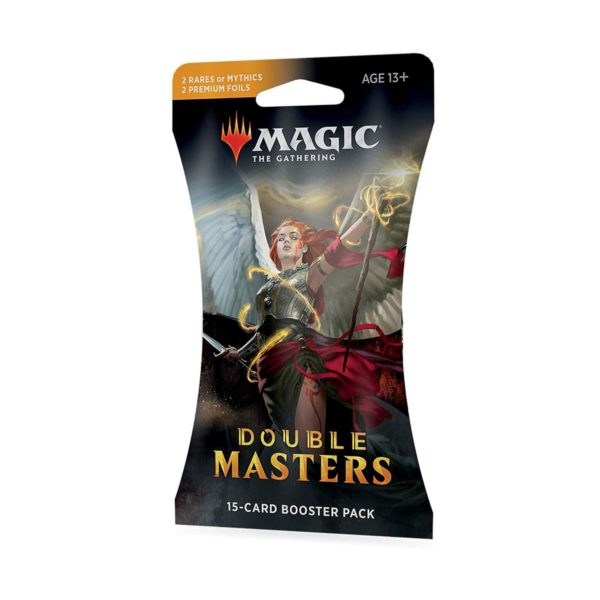 MTG Double Masters Booster Englisch