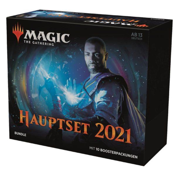 MTG Hauptset 2021 Bundle Deutsch