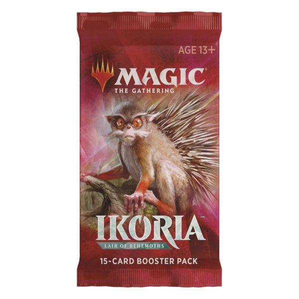 MTG Ikoria Lair of Behemoths Booster Englisch