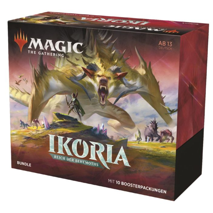 MTG Ikoria Reich der Behemoths Bundle Deutsch