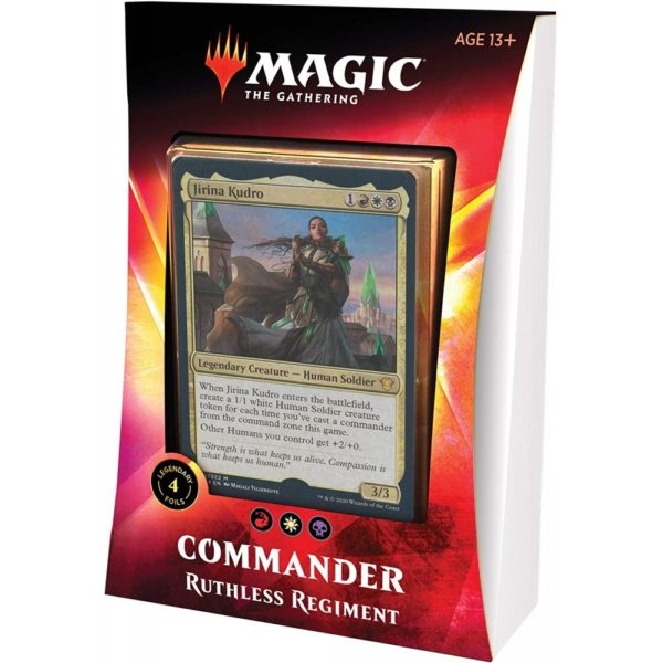 MTG Ikoria Lair of Behemoths Commander 2020 Deck Englisch