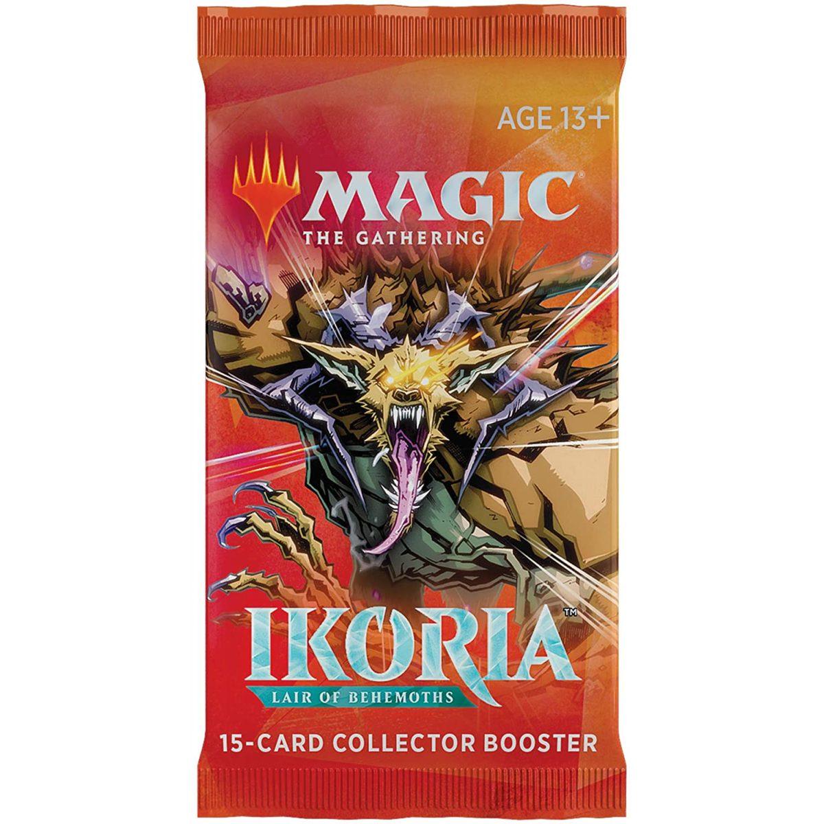MTG Ikoria Lair of Behemoths Collector Booster Englisch