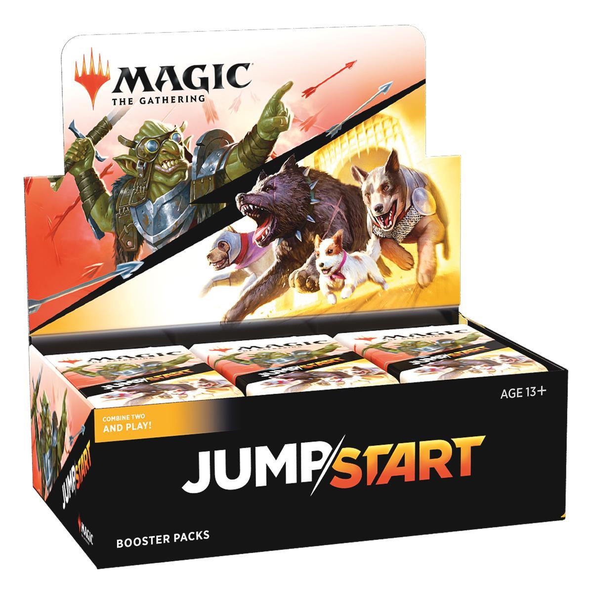 MTG Core Set 2021 Jumpstart Display 24 Boosters Englisch