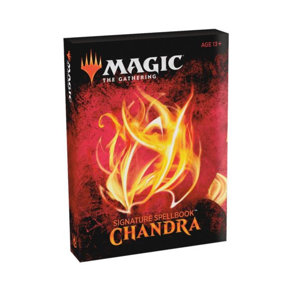 MTG Signature Spellbook: Chandra