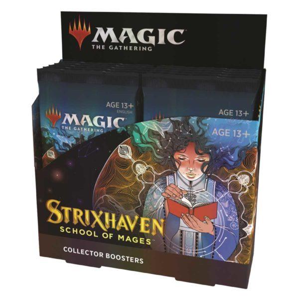 MTG Strixhaven: School of Mages Collector Display EN