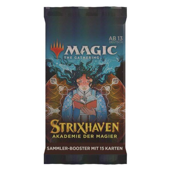 MTG Strixhaven: Akademie der Magier Sammler Booster Packung DE