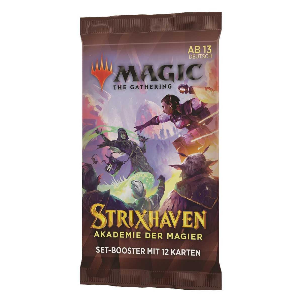 MTG Strixhaven: Akademie der Magier Sammler Display DE