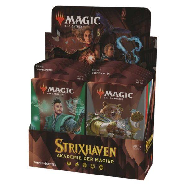 MTG Strixhaven: Akademie der Magier Theme Booster Packung DE