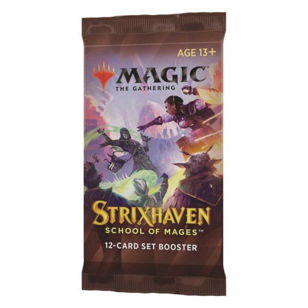 MTG Strixhaven: School of Mages Set Booster Pack EN