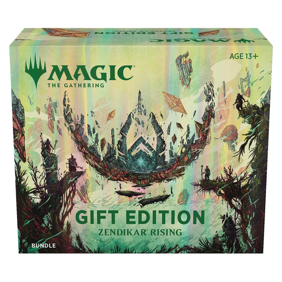 MTG Zendikar Rising Gift Bundle EN