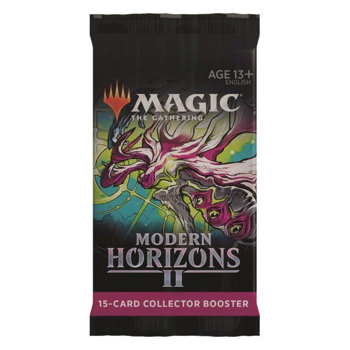MTG Modern Horizons 2 Collector Booster Pack EN