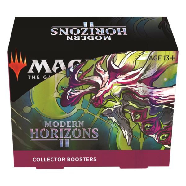 MTG Modern Horizons 2 Collector Display EN