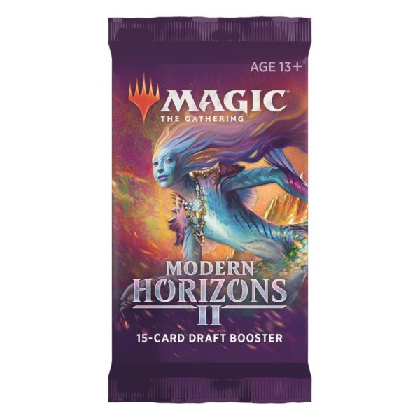 MTG Modern Horizons 2 Draft Booster Pack EN