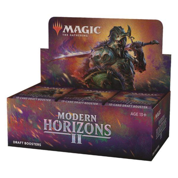 MTG Modern Horizons 2 Draft Display EN