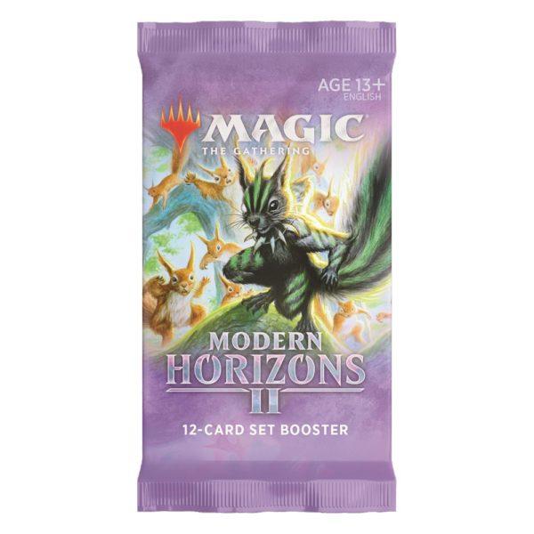 MTG Modern Horizons 2 Set Booster Pack EN