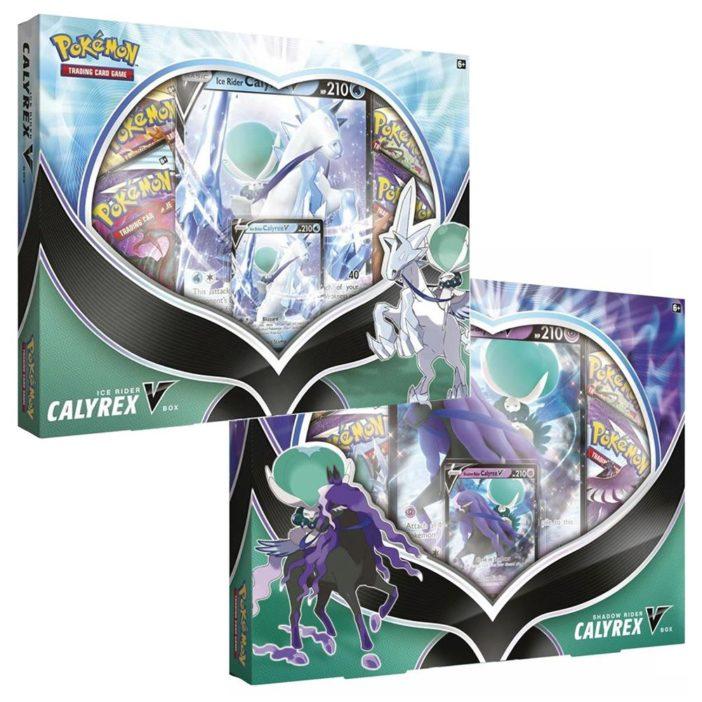 Pokémon Calyrex V Collektion EN