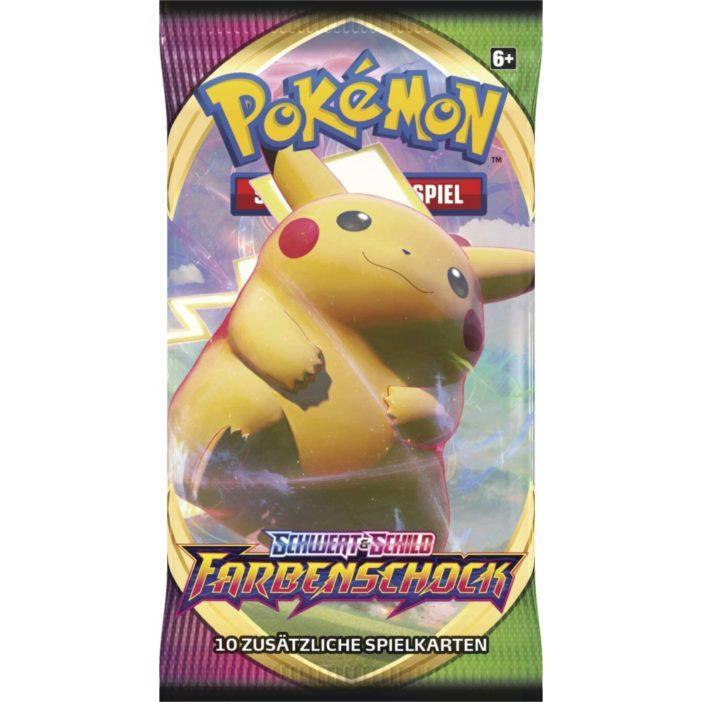 Pokémon Farbenschock Booster DE