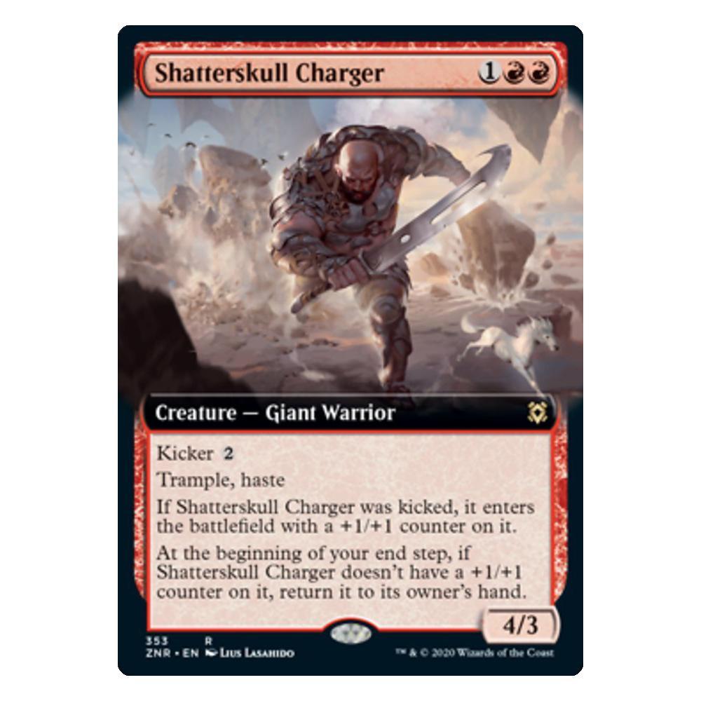 Shatterskull Charger