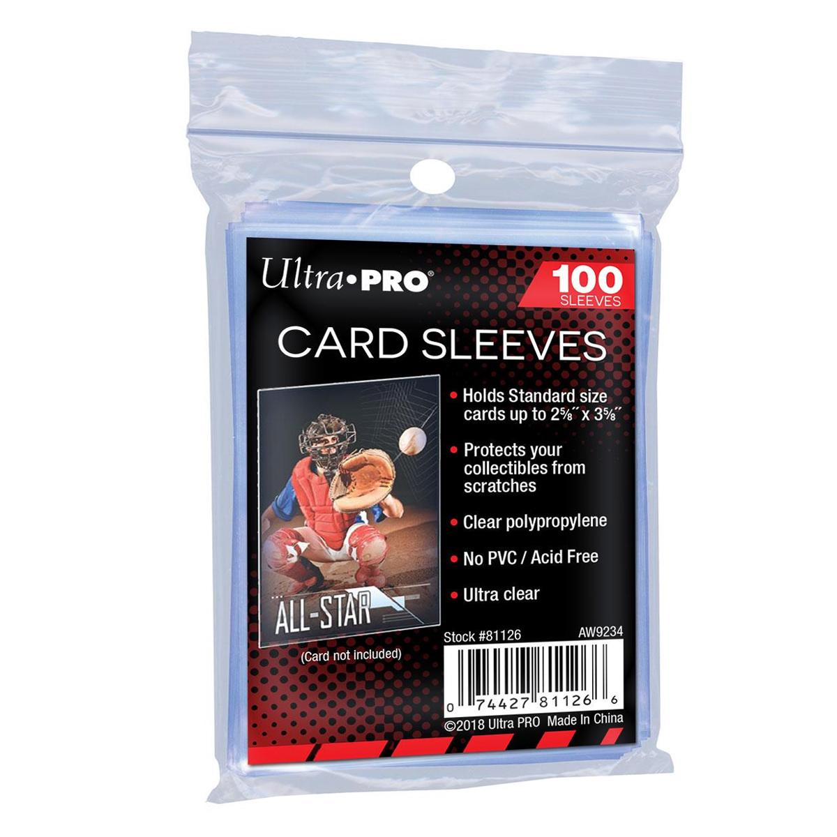 Ultra Pro Standard Regular Soft 100