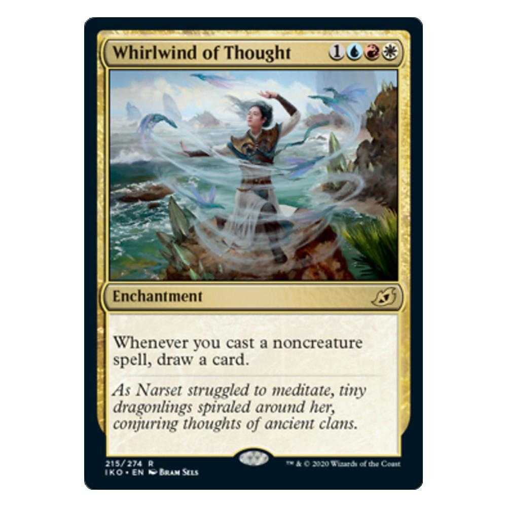 Whirlwind of Thought