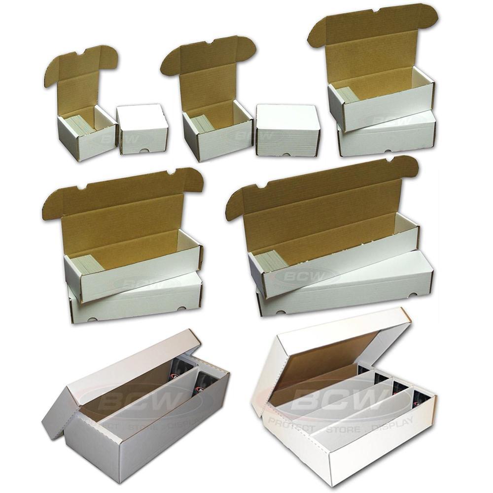 BCW Kartenbox