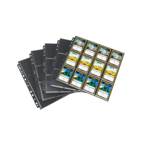 Gamegenic 24-Pocket Pages Side Loading 1