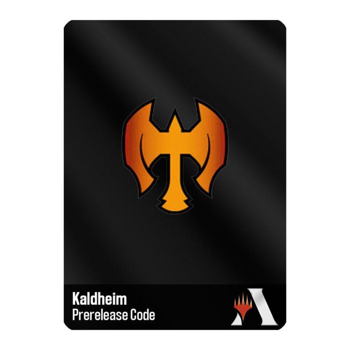 MTG Arena Code Kaldheim Prerelease