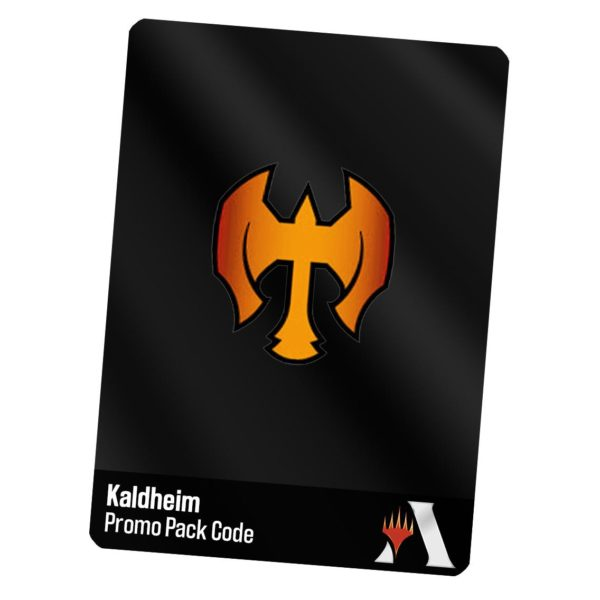 MTG Arena Code Kaldheim Promo Pack