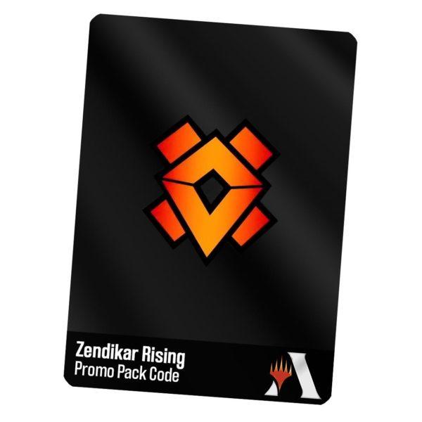 MTG Arena Code Zendikar Rising Promo Pack