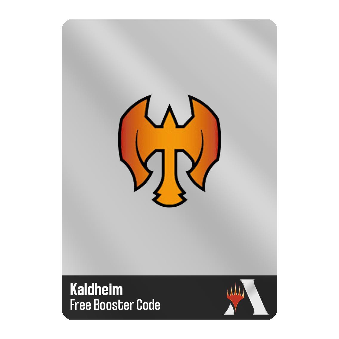 MTG Arena Code Kaldheim Free Booster