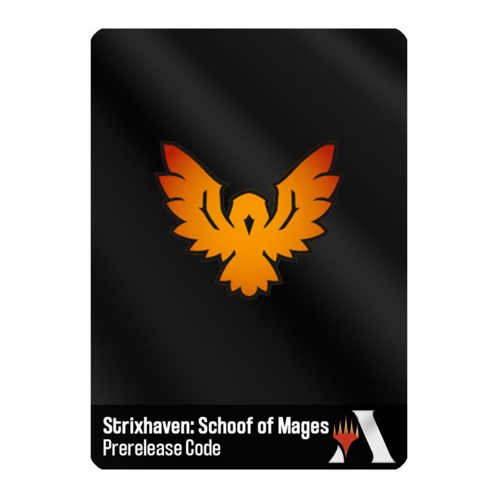MTG Arena Code Strixhaven: School of Mages Prerelease