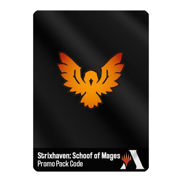 MTG Arena Code Strixhaven Promo Pack
