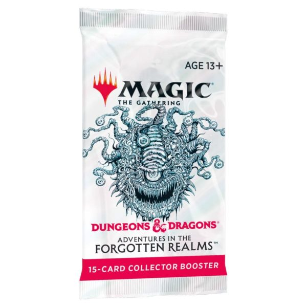 MTG Dungeons & Dragons: Adventures in the Forgotten Realms Collector Booster Pack EN