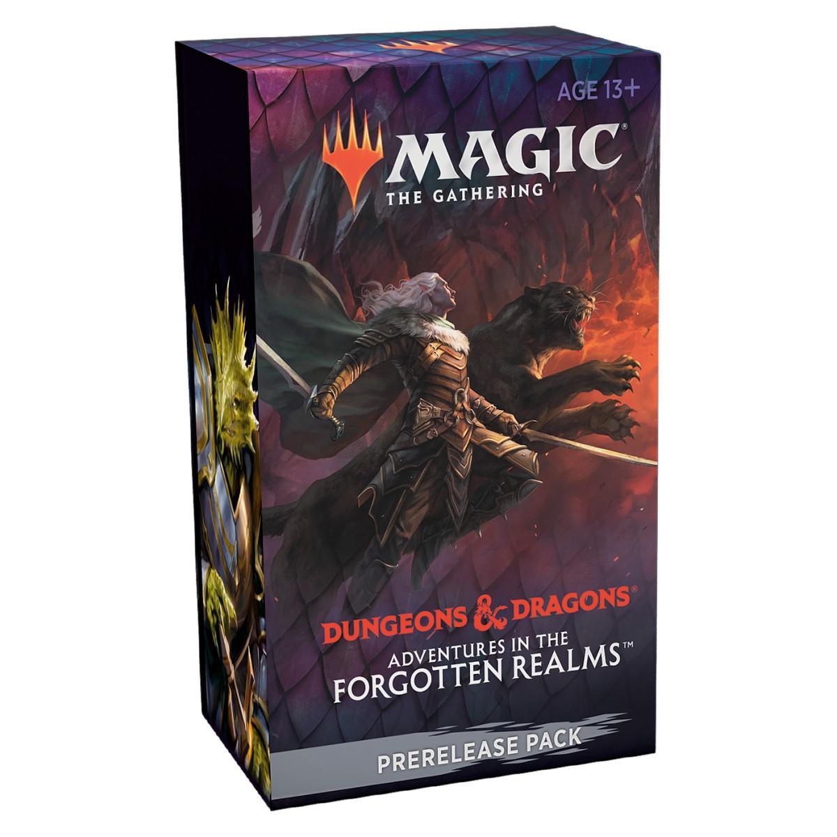 MTG Dungeons & Dragons: Adventures in the Forgotten Realms Bundle EN