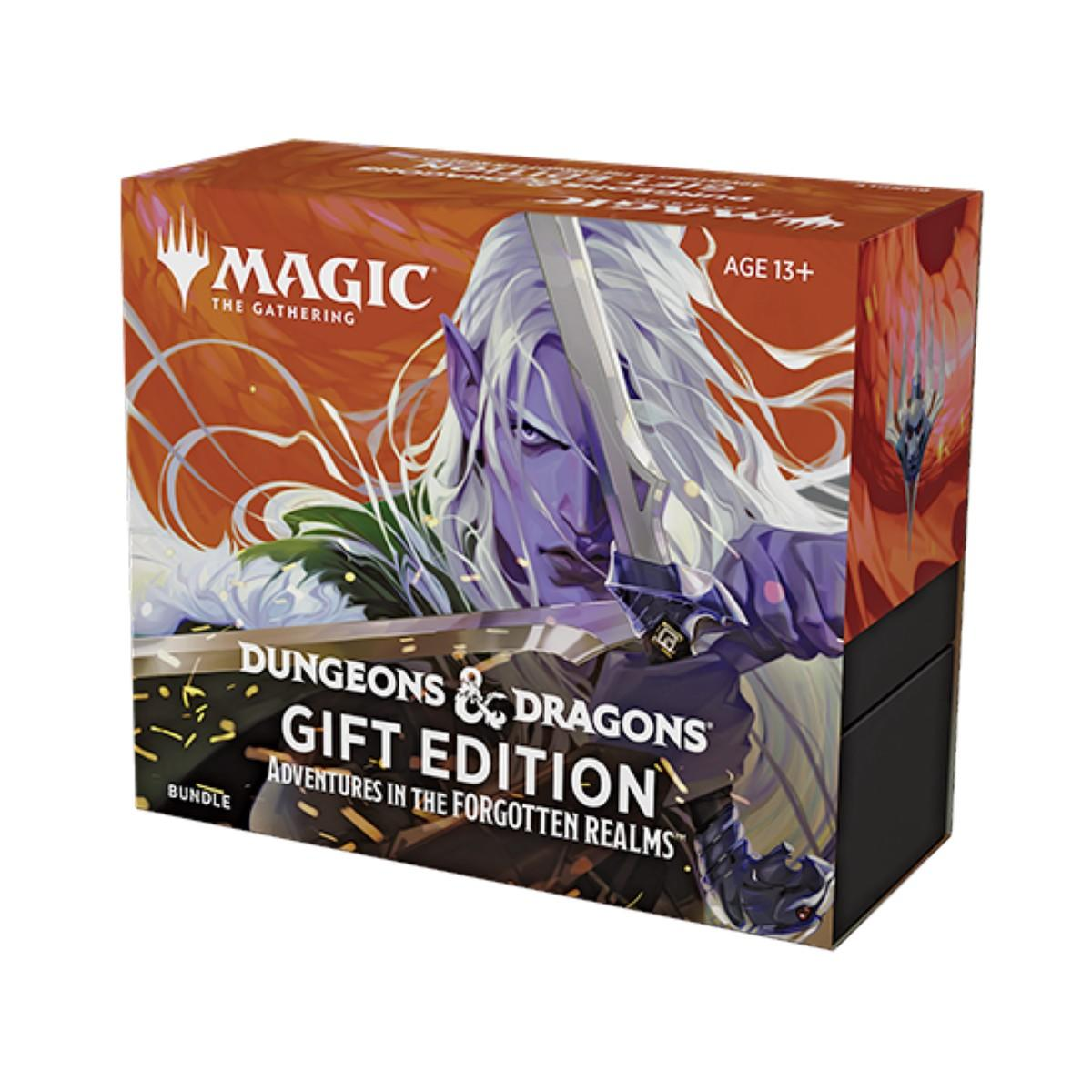 MTG Dungeons & Dragons: Adventures in the Forgotton Realms Gift Bundle EN
