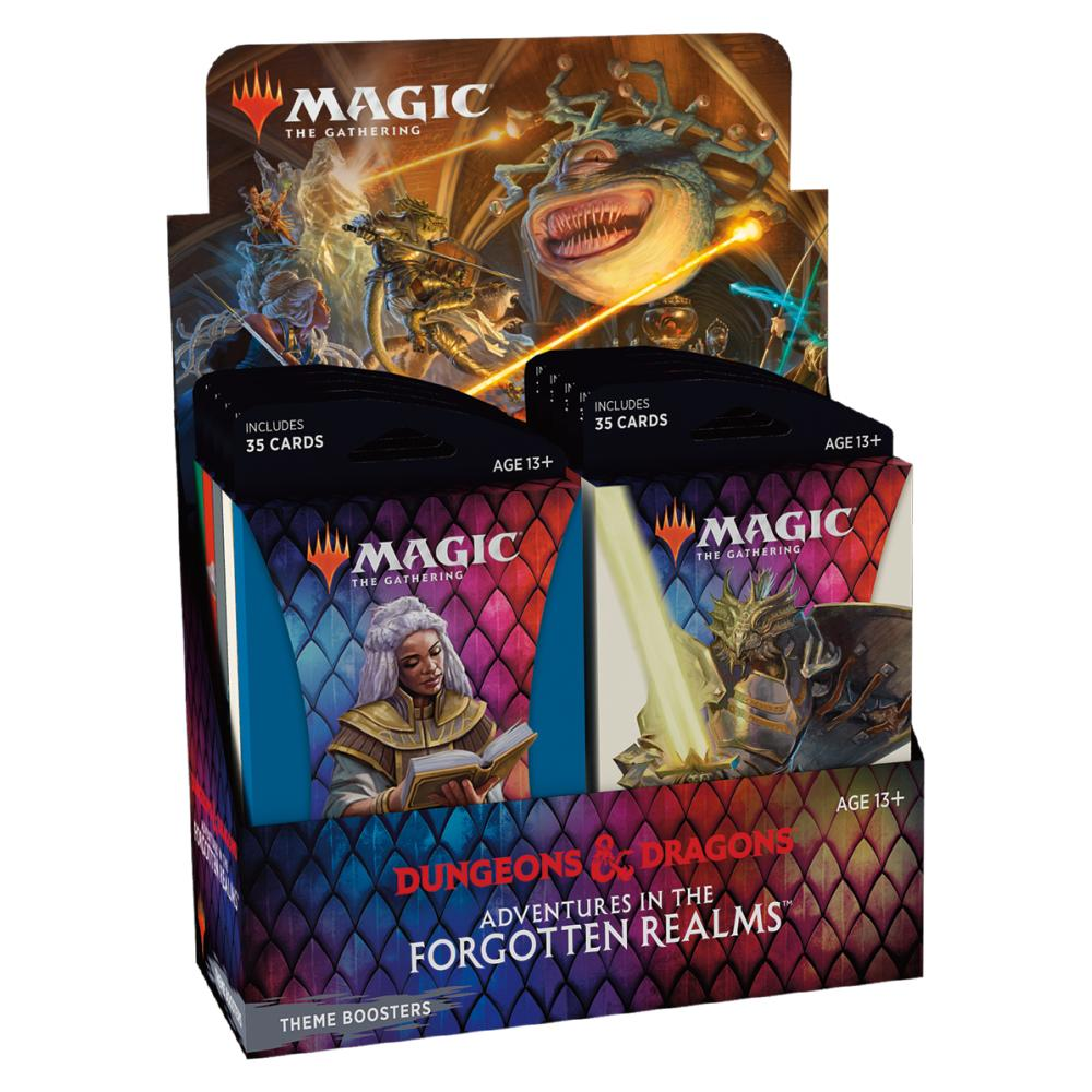 MTG Dungeons & Dragons: Adventures in the Forgotten Realms Theme Booster Pack EN