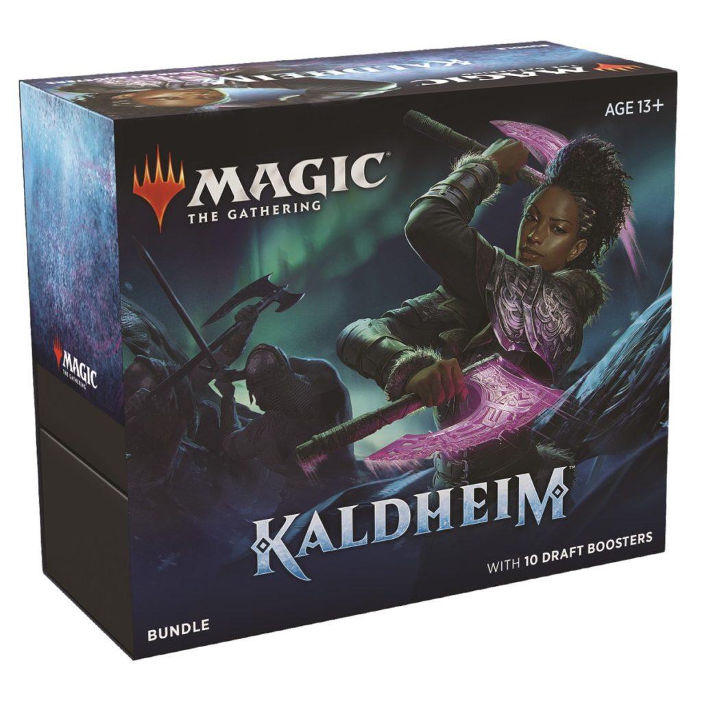 MTG Kaldheim Prerelease Pack EN