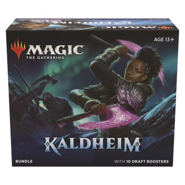 MTG Kaldheim Bundle EN