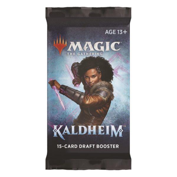 MTG Kaldheim Draft Booster Pack EN