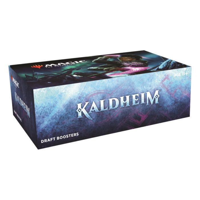 MTG Kaldheim Draft Display EN