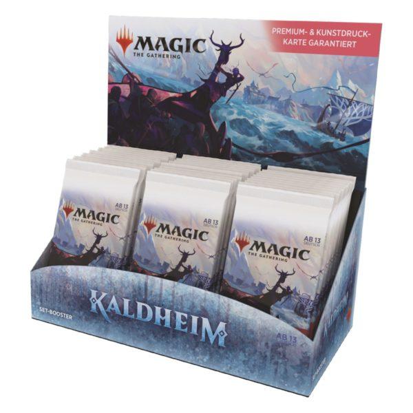 MTG Kaldheim Set Display DE
