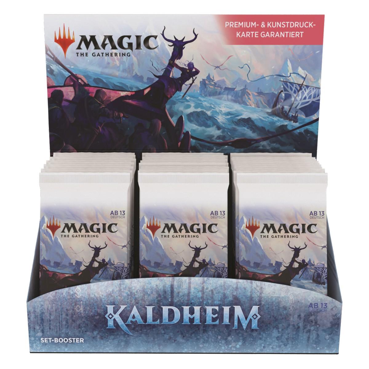 MTG Kaldheim Draft Booster Packung DE