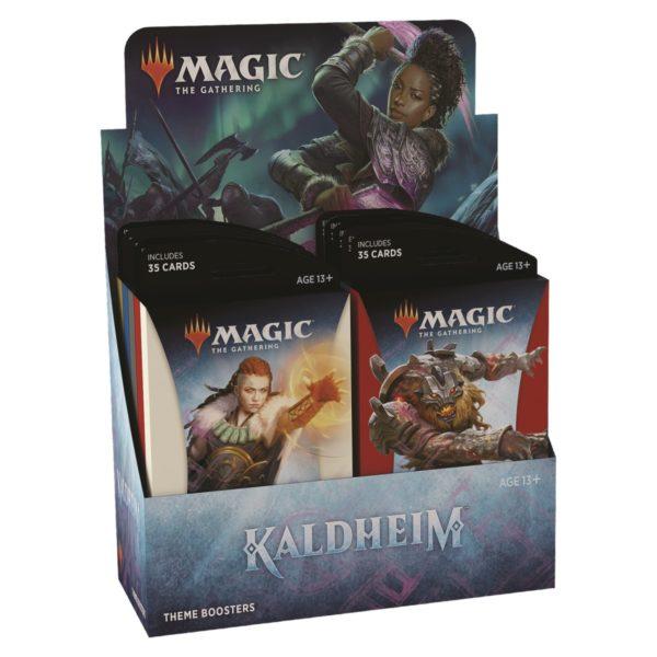MTG Kaldheim Theme Booster Pack EN
