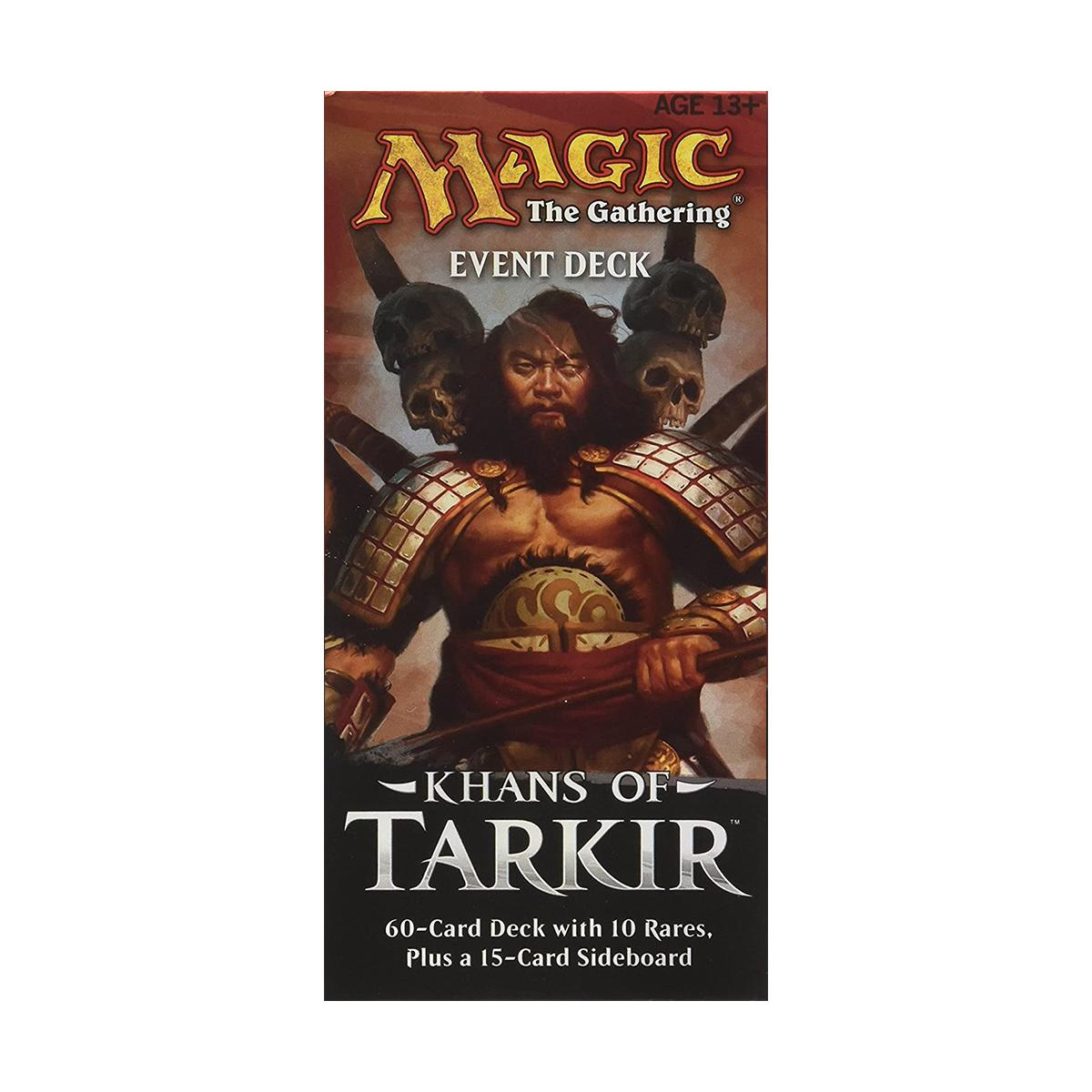 MTG Khans of Tarkir Event Deck