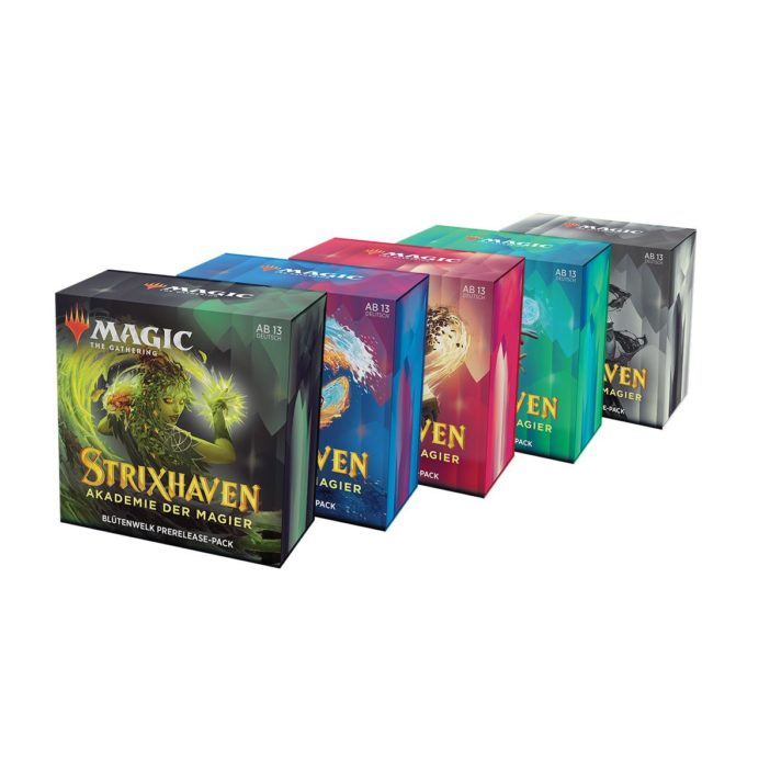 MTG Strixhaven: Akademie der Magier Prerelease Packung DE