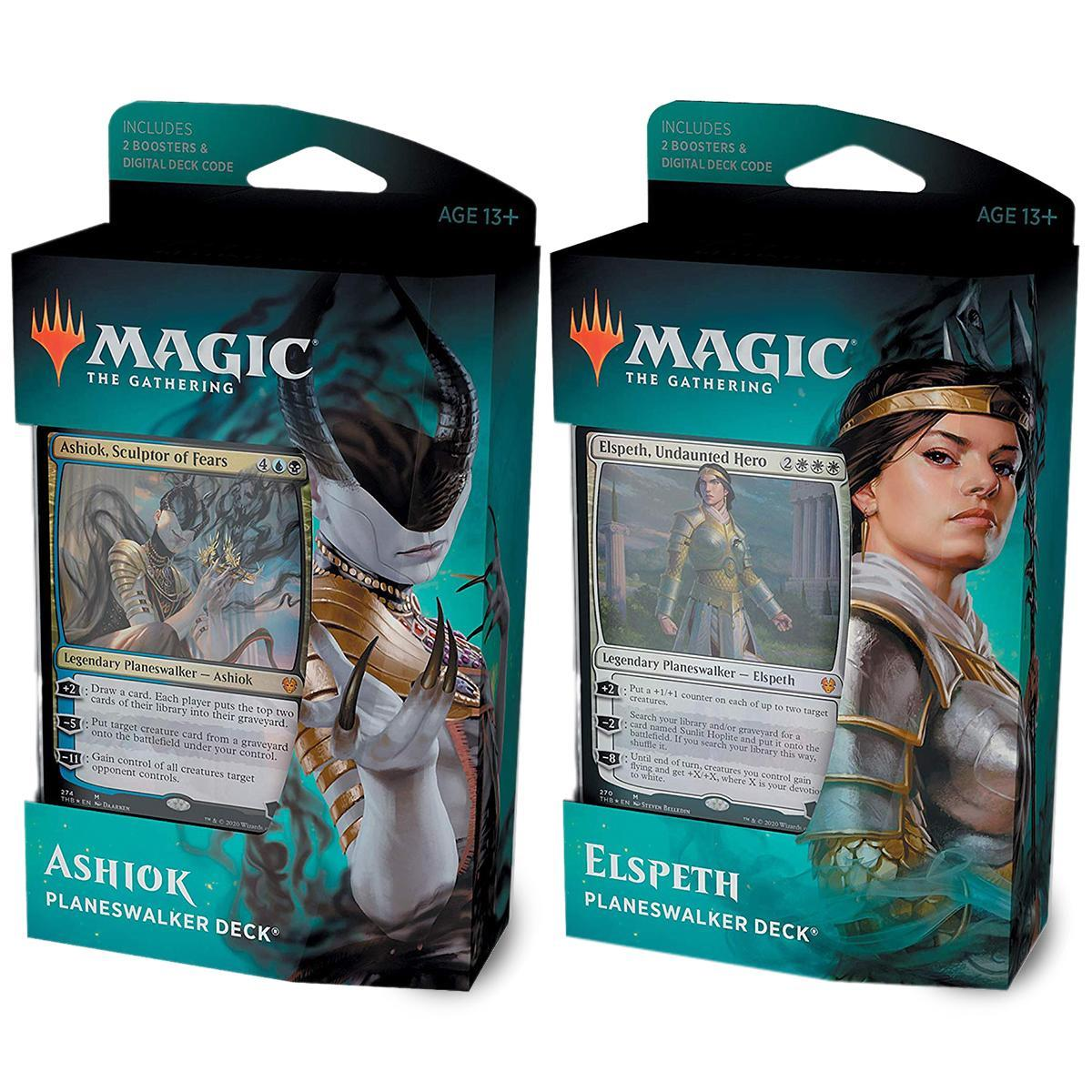 MTG Throne of Eldraine Planeswalker Deck Englisch