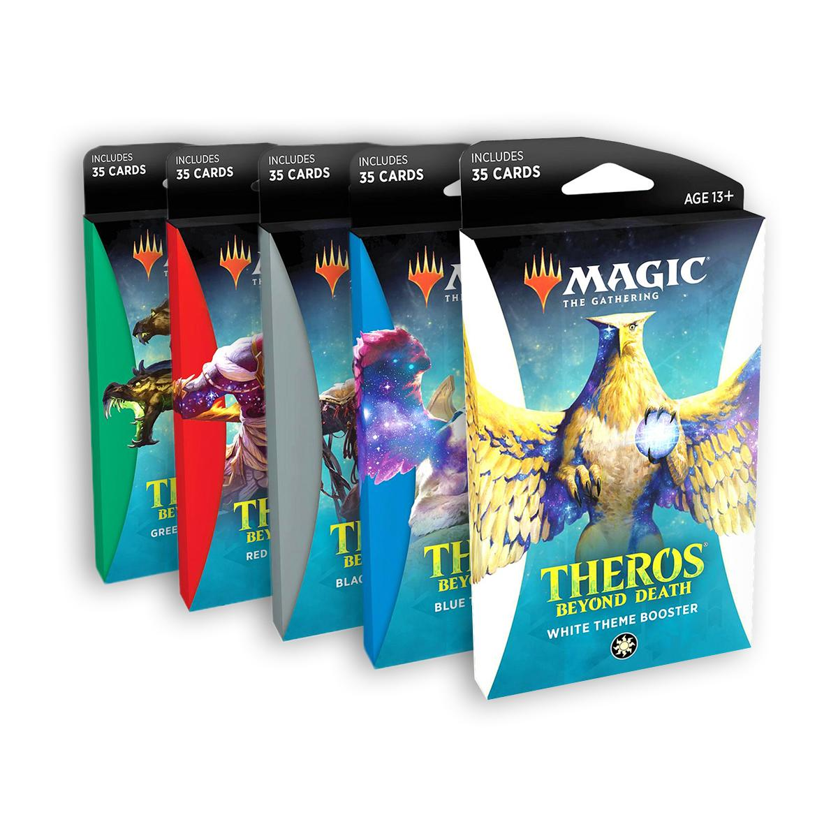 MTG Theros Beyond Death Theme Booster Pack Englisch