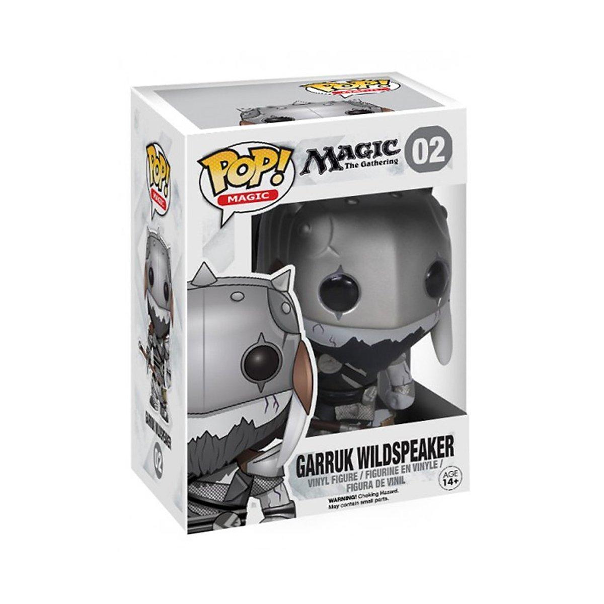 Funko Pop! MTG Garruk Wildspeaker