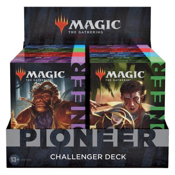 MTG Pioneer Challenger Deck 2022 DE