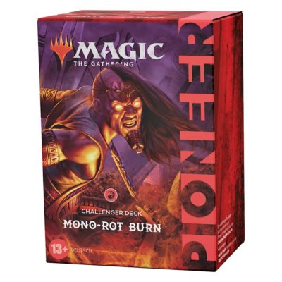 Mono-Rot Burn